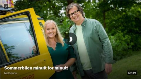 SOMMERBILEN - NRK
